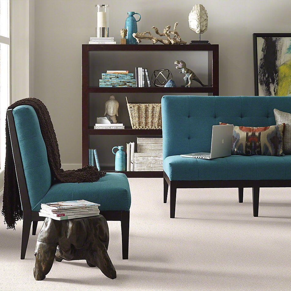 Shaw Floors Queen Sandy Hollow II 12′ Pudding 00102_Q4275