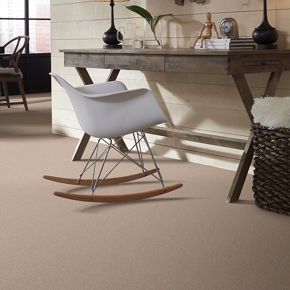 Shaw Floors Sandy Hollow Classic I 12′ Pudding 00102_E0548