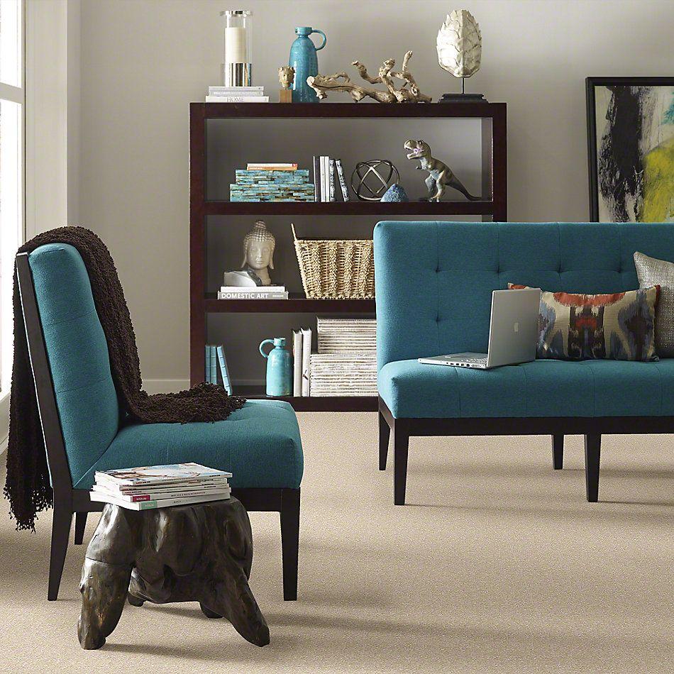 Shaw Floors Shaw Design Center Different Times I 12 Ecru 00103_5C492