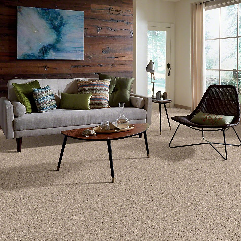 Shaw Floors Shaw Design Center Royal Portrush III 15′ Flax Seed 00103_5C614