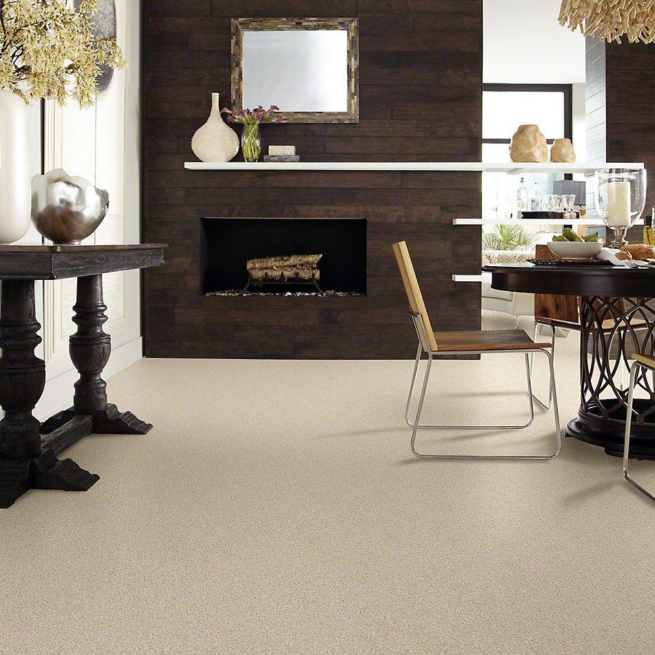 Shaw Floors Shaw Design Center Beautifully Simple II 15′ Ecru 00103_5C752
