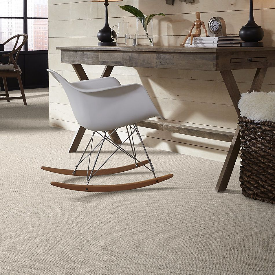 Shaw Floors Simply The Best Channeling Canvas 00103_5E457