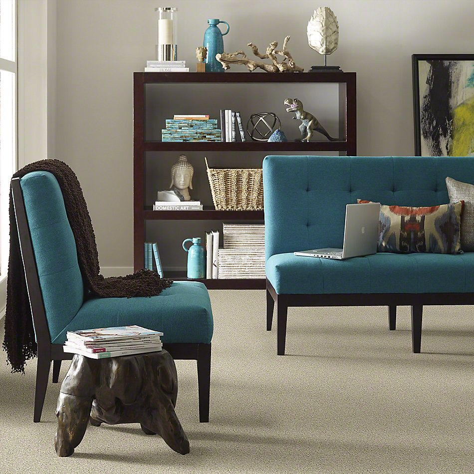Shaw Floors Enduring Comfort I French Linen 00103_E0341