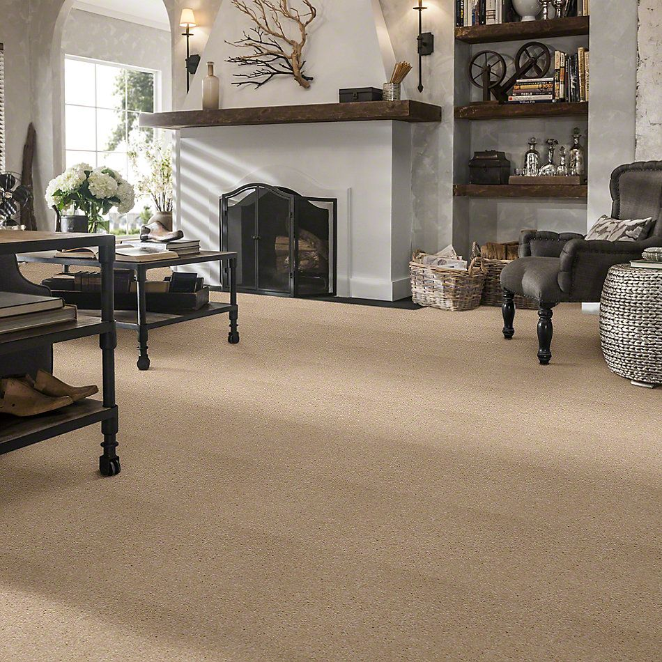 Shaw Floors Queen Versatile Design I 15′ Ecru 00103_Q4784