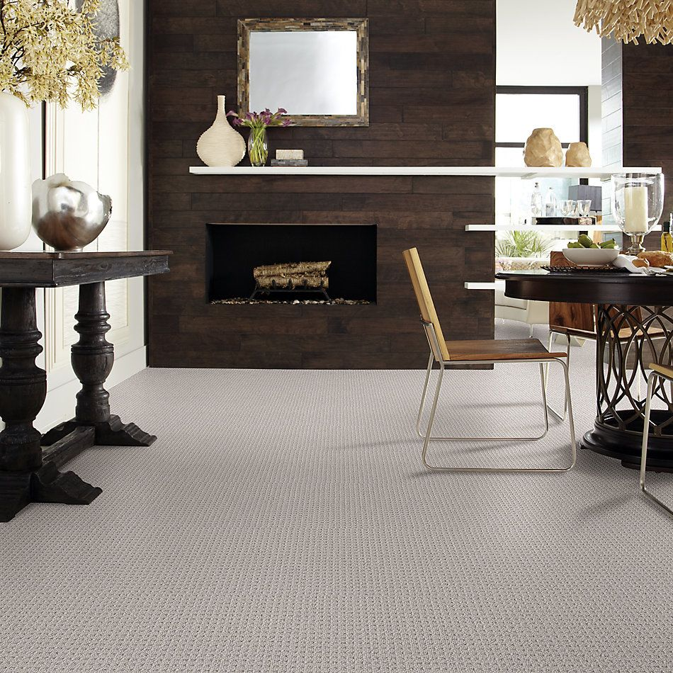 Shaw Floors Simply The Best Framed View Net Warm Greige 00104_5E469