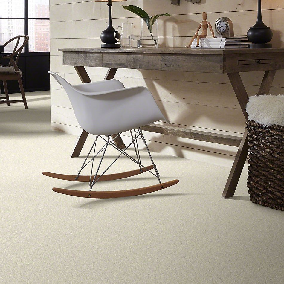 Shaw Floors Anso Colorwall Gold Texture Fine China 00104_EA571