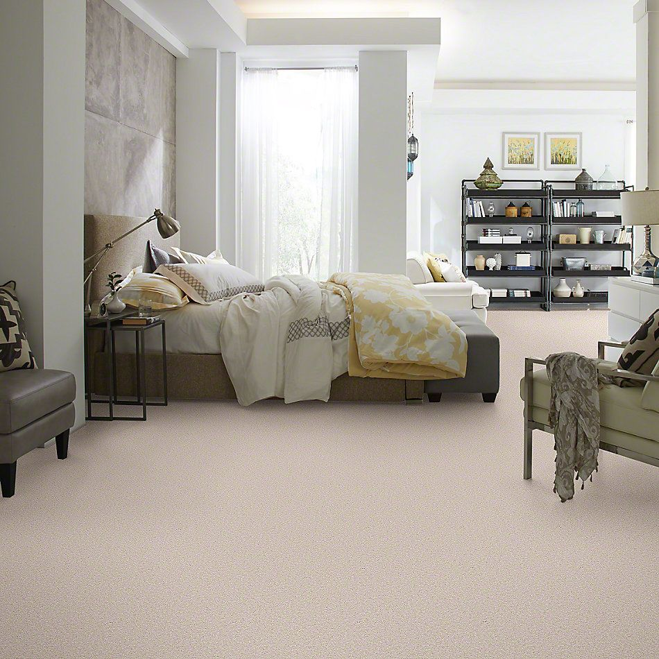 Shaw Floors Queen Sandy Hollow II 12′ Oatmeal 00104_Q4275
