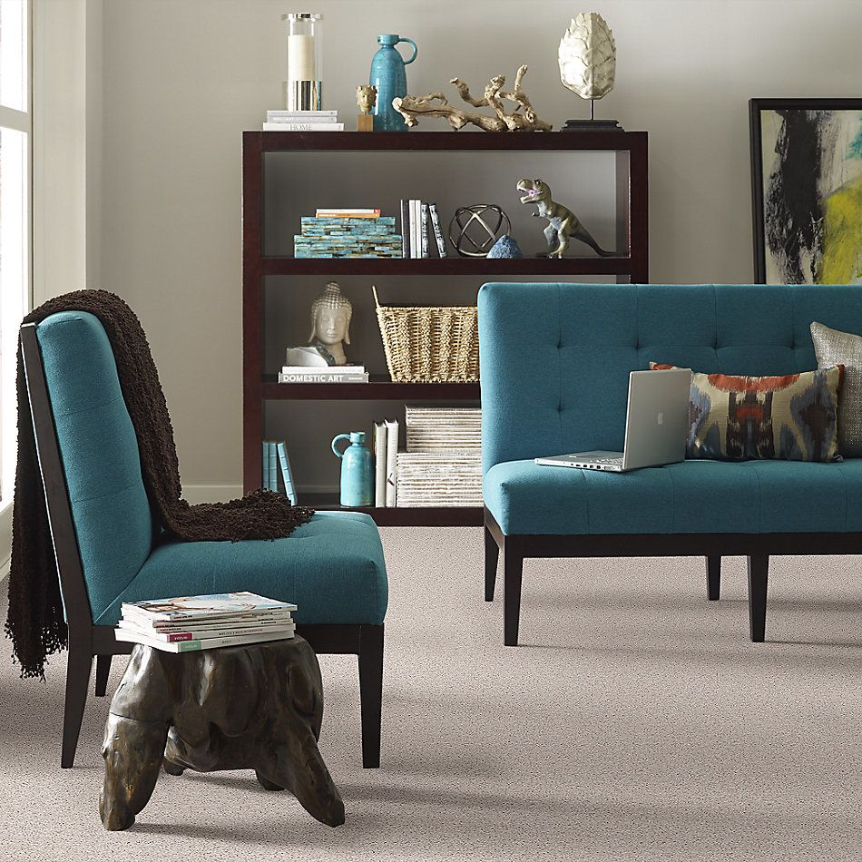Shaw Floors Value Collections Full Court 15′ Net Moon Beam 00104_E9270