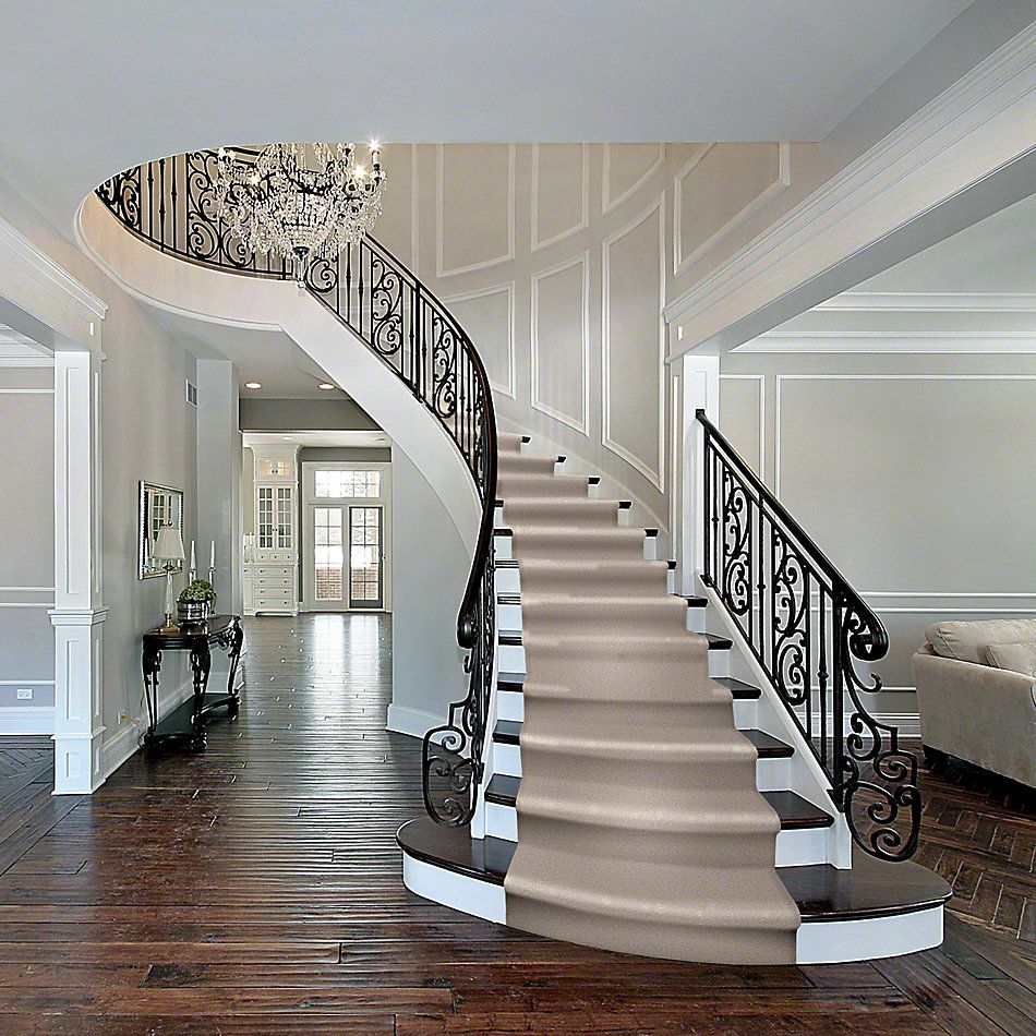 Shaw Floors Shaw Design Center Sweet Valley II 12′ Oatmeal 00104_QC422