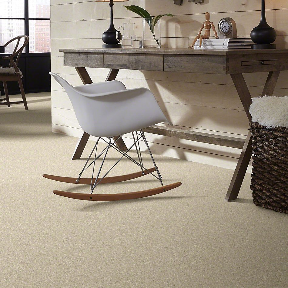 Shaw Floors Clearly Chic Bright Idea III Barefoot Beige 00105_E0506