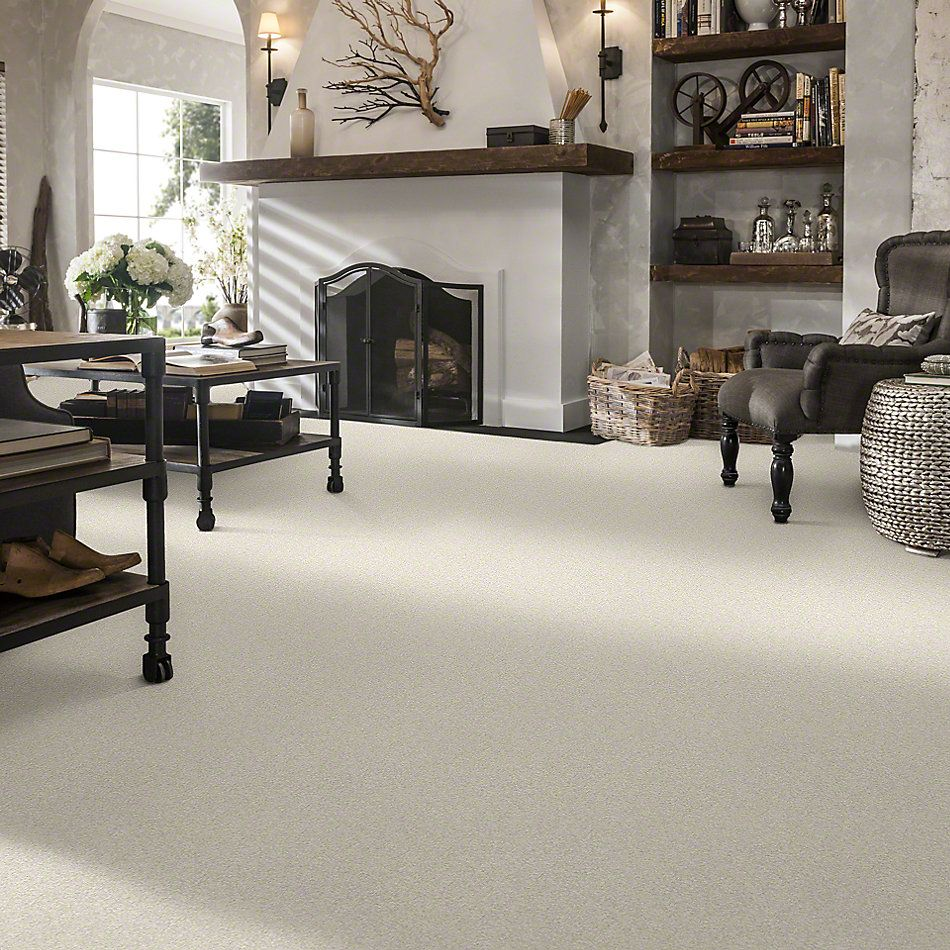 Shaw Floors Anso Colorwall Design Texture Platinum 15′ Cool Breeze 00106_52T74