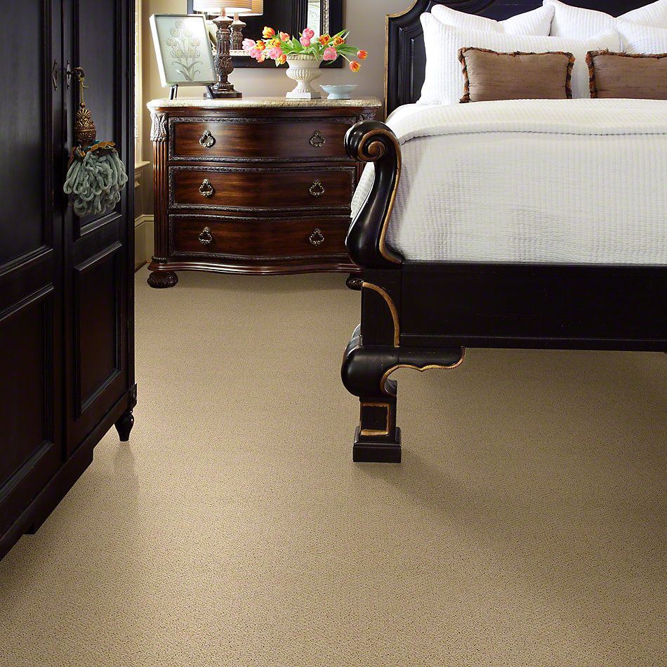 Shaw Floors Timeless Charm Loop Blonde Cashmere 00106_E0405