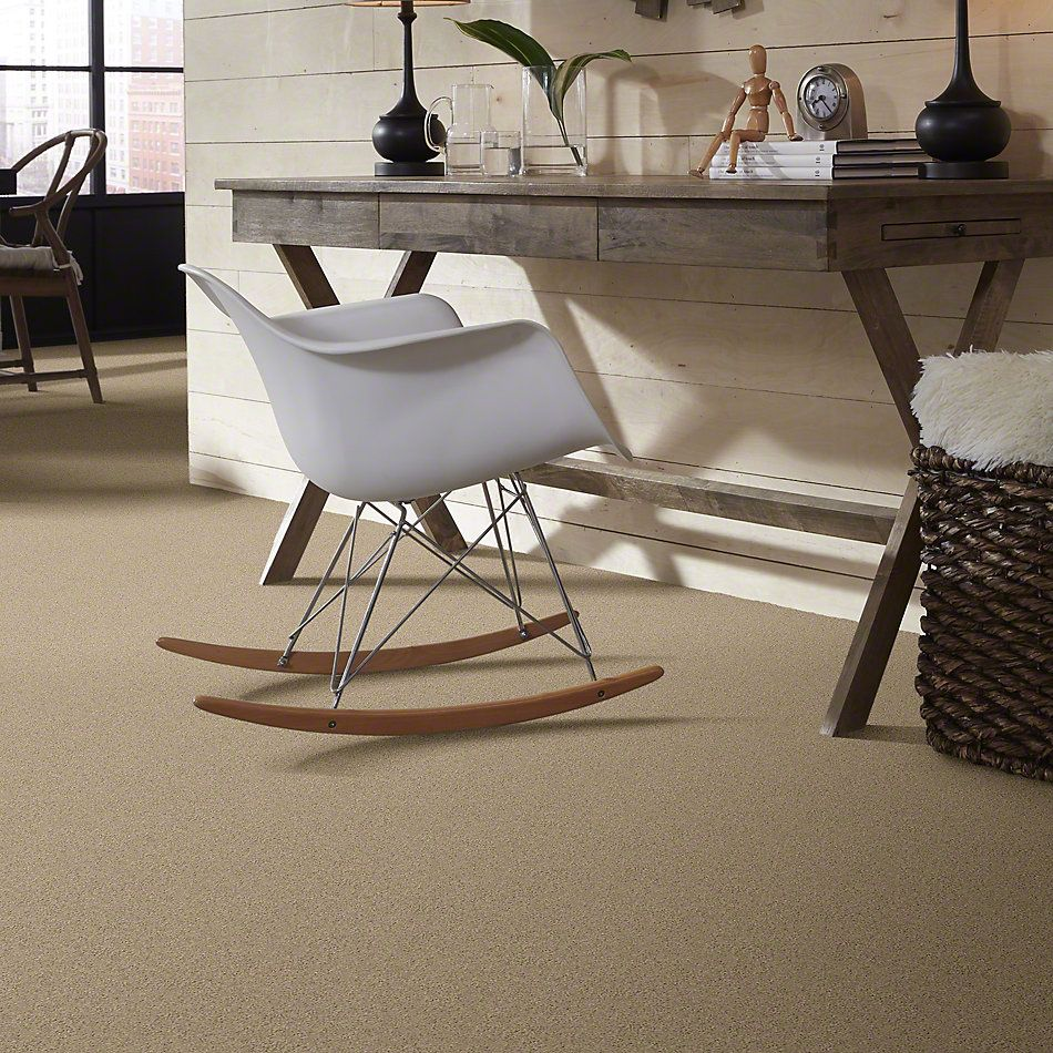 Shaw Floors Value Collections Well Played II 12′ Net Almond Bark 00106_E0840