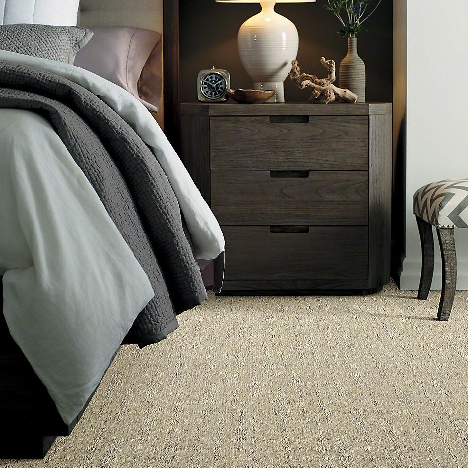 Shaw Floors Value Collections All The Way Net Almond 00106_E9892