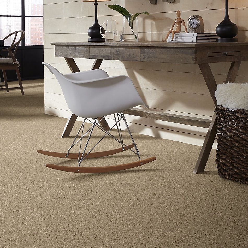 Shaw Floors Value Collections Main Stay 12′ Almond Bark 00106_E9906