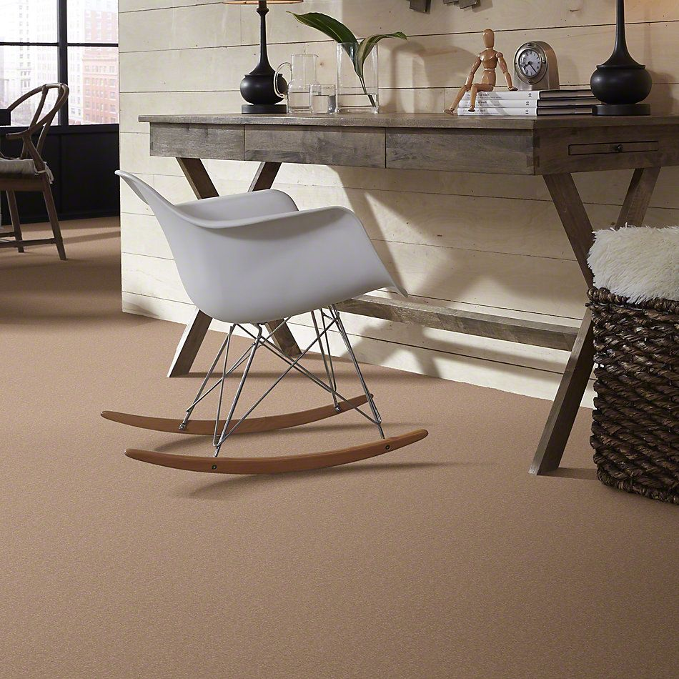 Shaw Floors Shaw Design Center Sweet Valley I 12′ Cashew 00106_QC420
