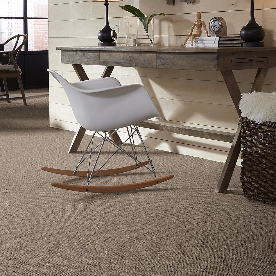Shaw Floors Simply The Best Channeling Pebble Path 00109_5E457