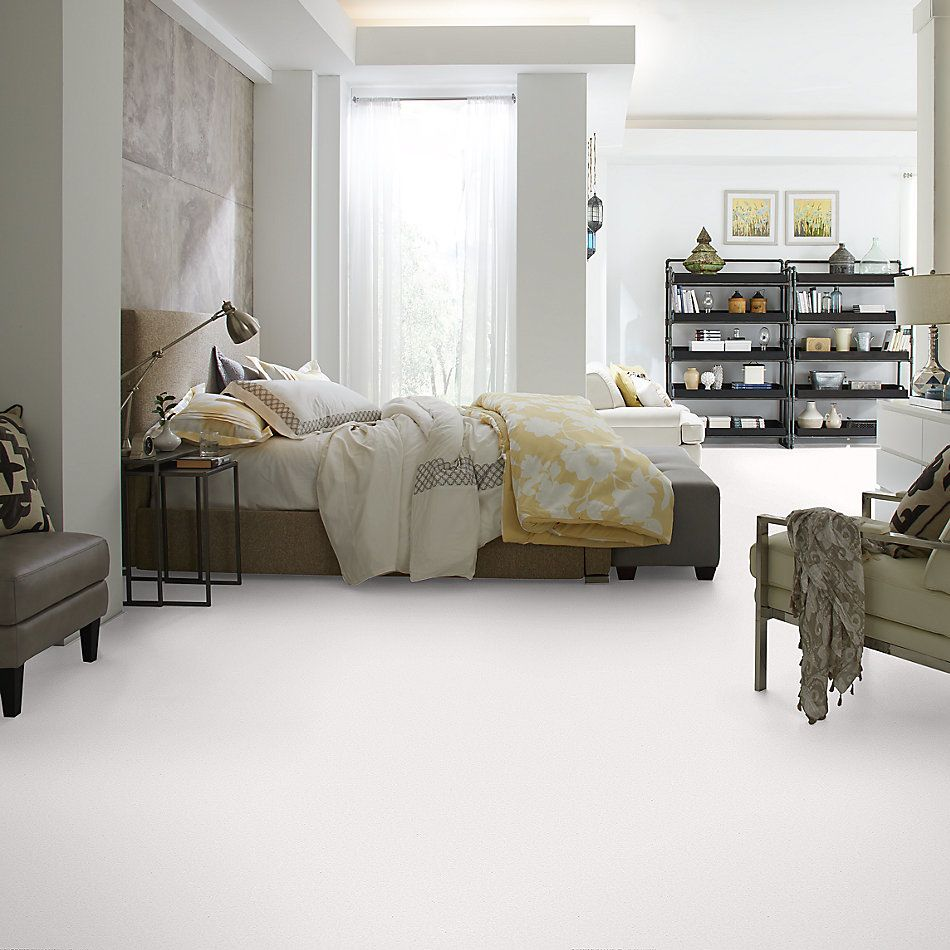 Shaw Floors Value Collections Sandy Hollow Cl Iv Net Sweet Cream 00109_5E512