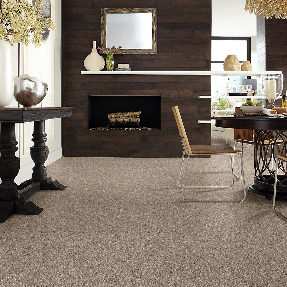 Shaw Floors Value Collections Calm Serenity I Net Beige Bisque 00110_5E353
