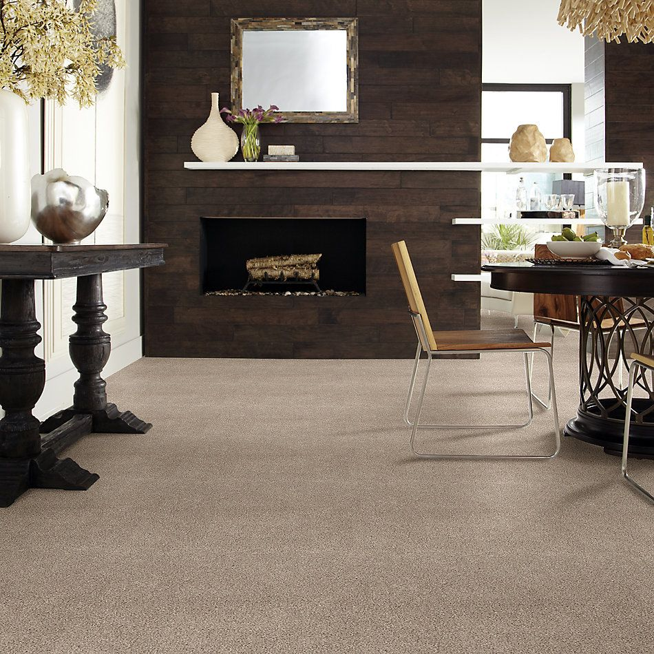 Shaw Floors Value Collections Calm Serenity II Net Beige Bisque 00110_5E354