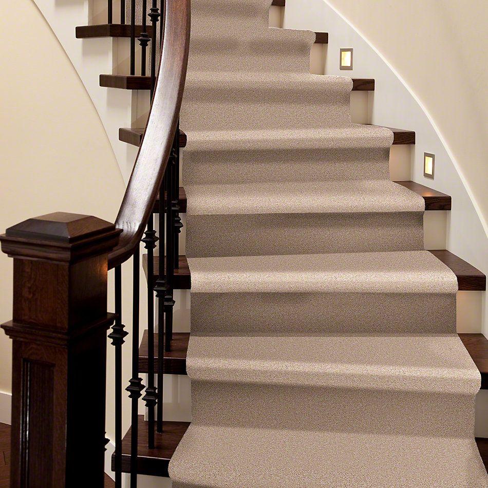 Shaw Floors Foundations Sandy Hollow Classic II 12 Stucco 00110_E0550