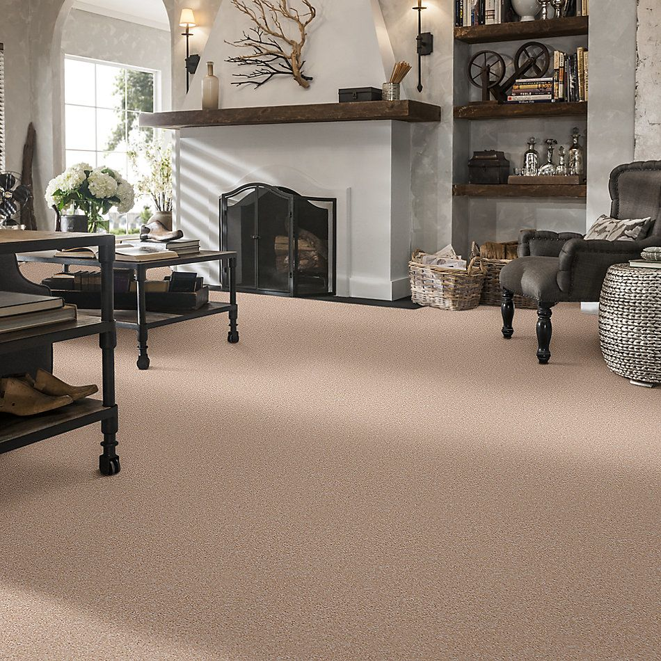 Shaw Floors Foundations Sandy Hollow Classic II 15′ Stucco 00110_E0551