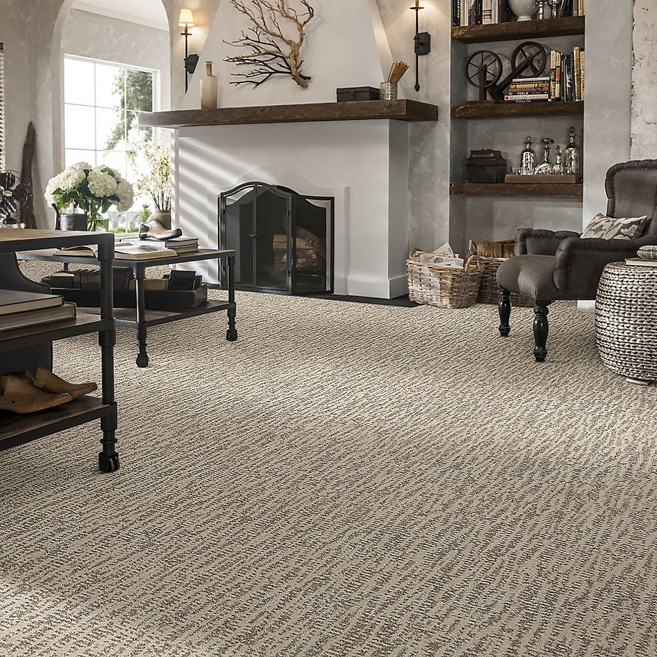 Shaw Floors Bellera Obvious Choice Net Linen 00110_E9791