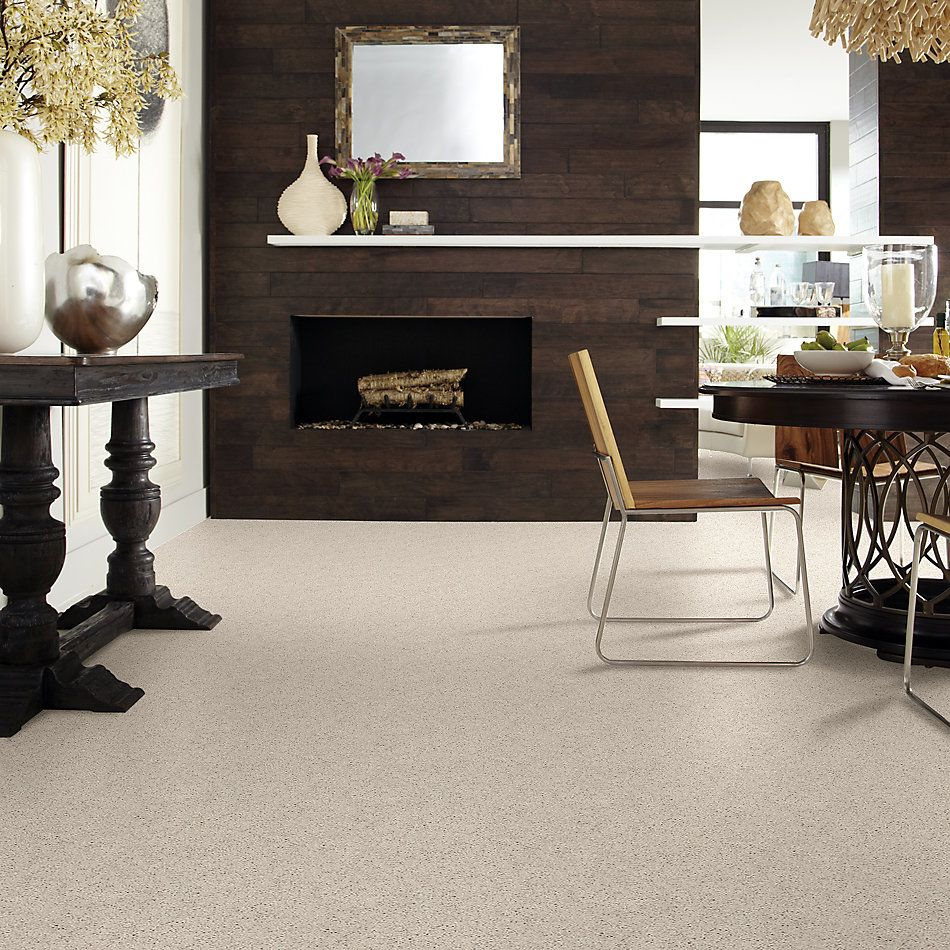 Shaw Floors Home Foundations Gold Graceful Finesse Winter White 00110_HGR23