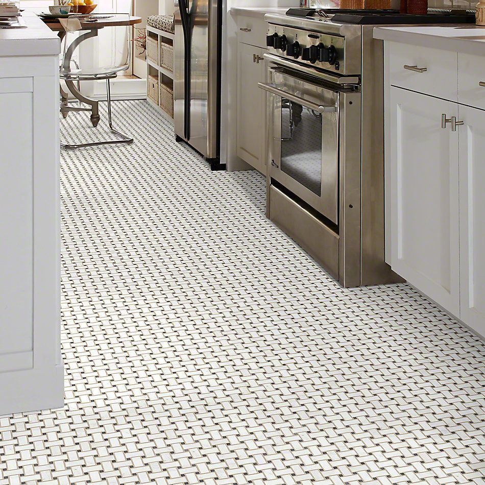 Shaw Floors Ceramic Solutions Boca Basketweave Mosaic Admiral 00111_CS80K