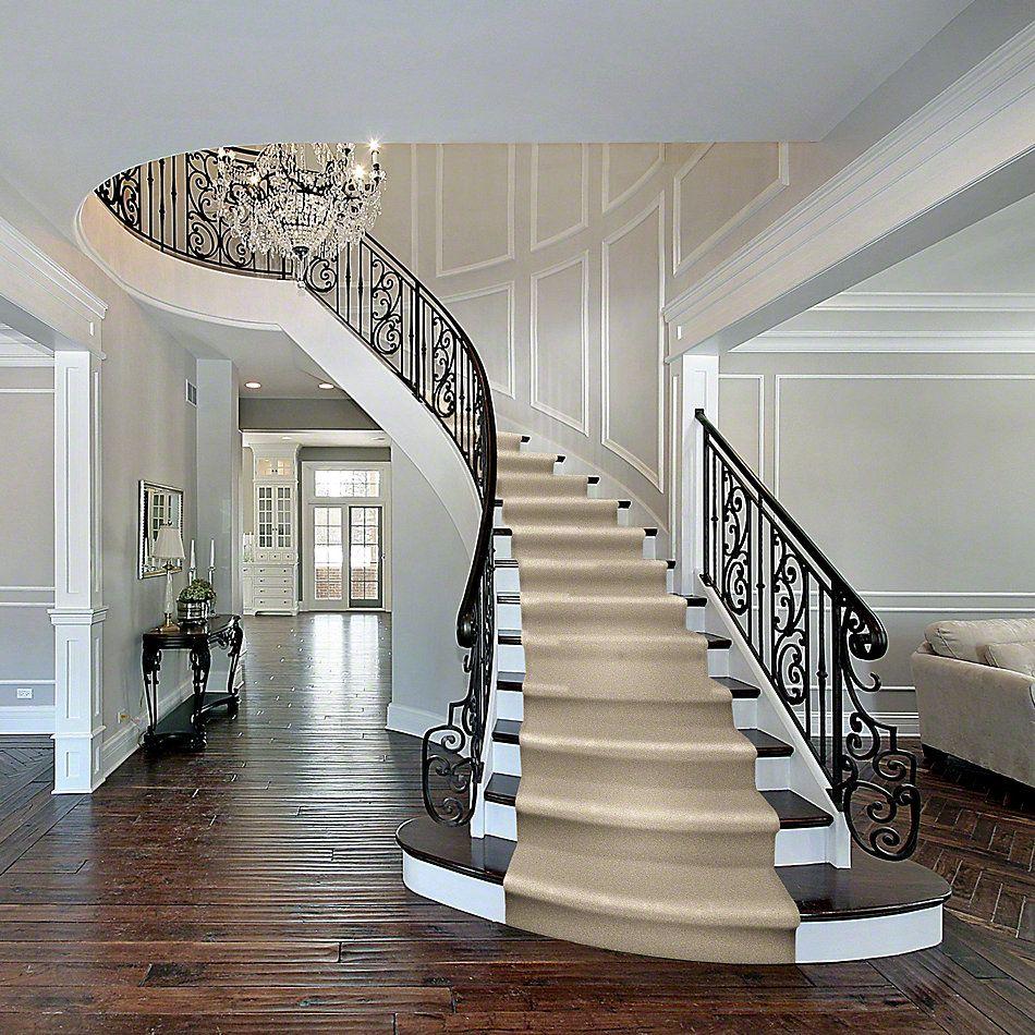 Shaw Floors Anso Colorwall Platinum Twist Parchment 00111_EA576