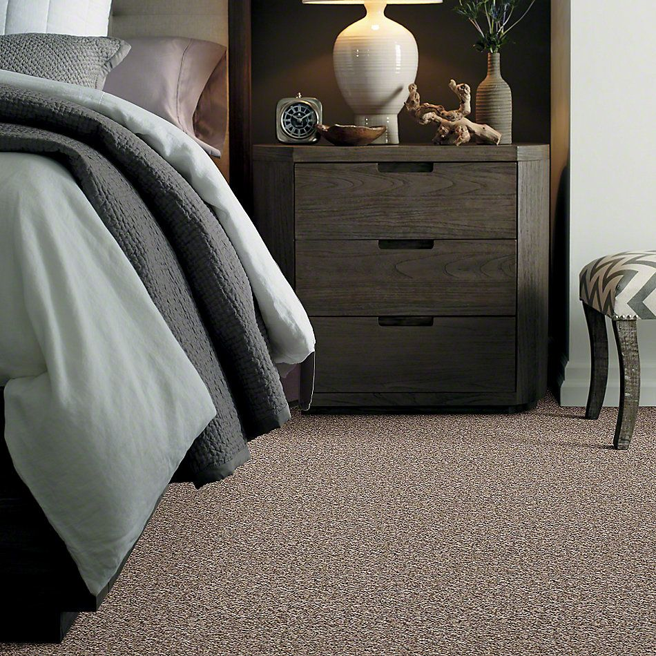 Shaw Floors Value Collections Impress Me I Net Suede Buff 00111_E0887