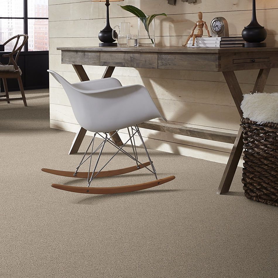Shaw Floors Home Foundations Gold Graceful Finesse Ecru 00111_HGR23