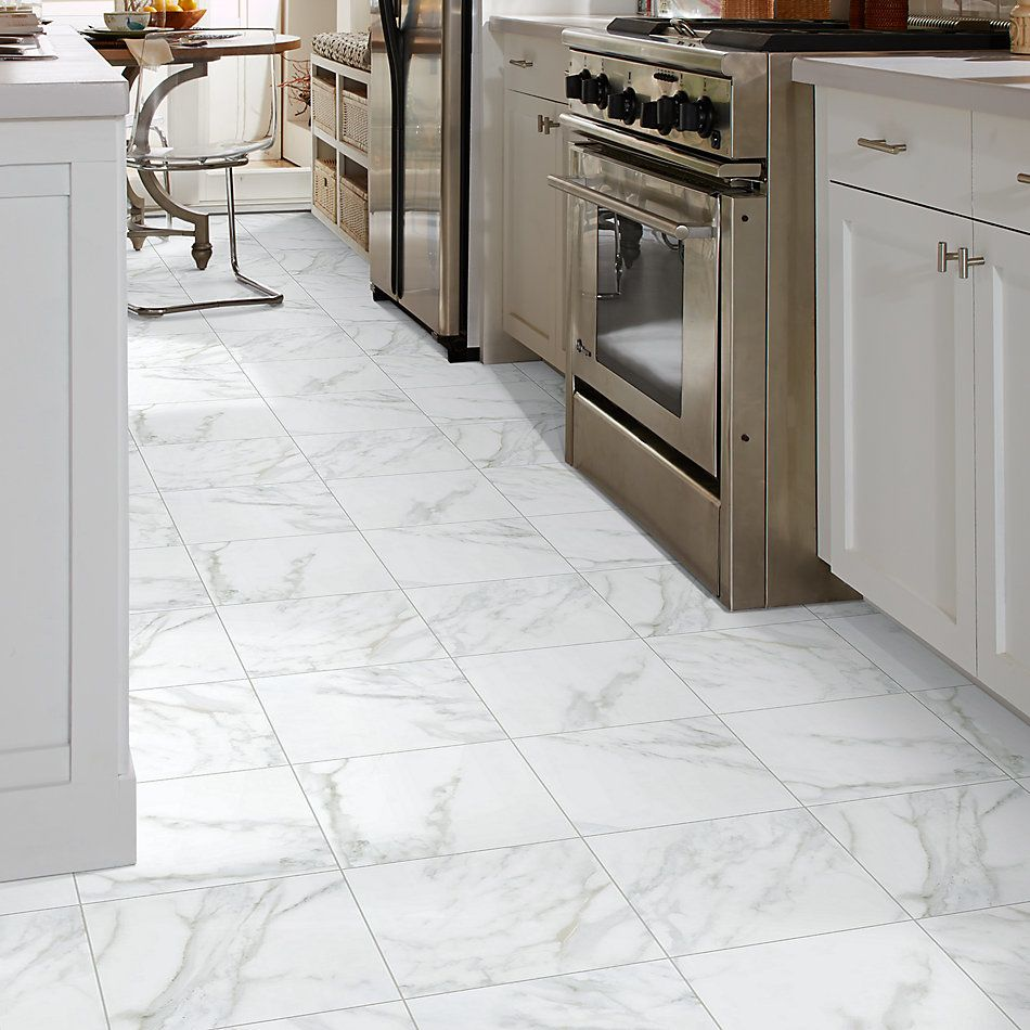 Shaw Floors Ceramic Solutions Universe 13×13 Calacatta 00120_249TS