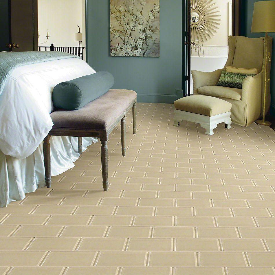 Shaw Floors Ceramic Solutions Glass Essentials 3×6 Dune 00120_CS58J