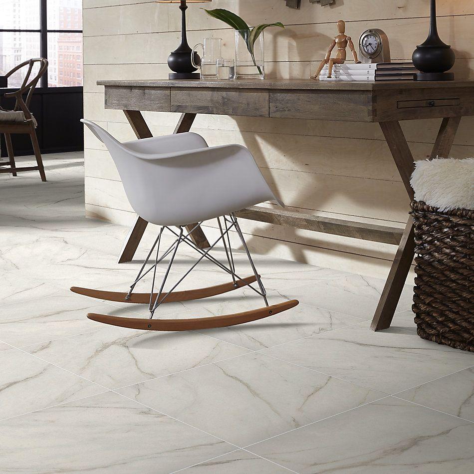 Shaw Floors Ceramic Solutions Serene 24×24 Polished Golden Calacata 00121_358TS