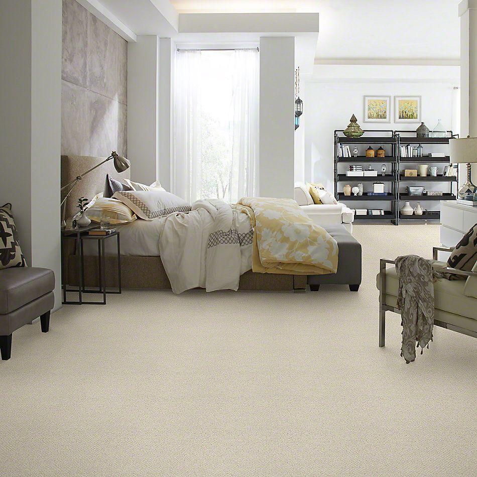 Shaw Floors Timeless Charm Loop Pale Cream 00121_E0405