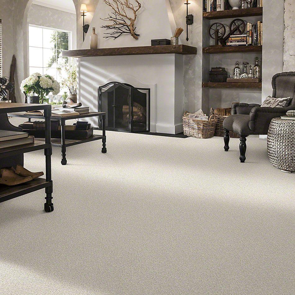 Shaw Floors Anso Colorwall Platinum Twist Pearl Glaze 00121_EA576