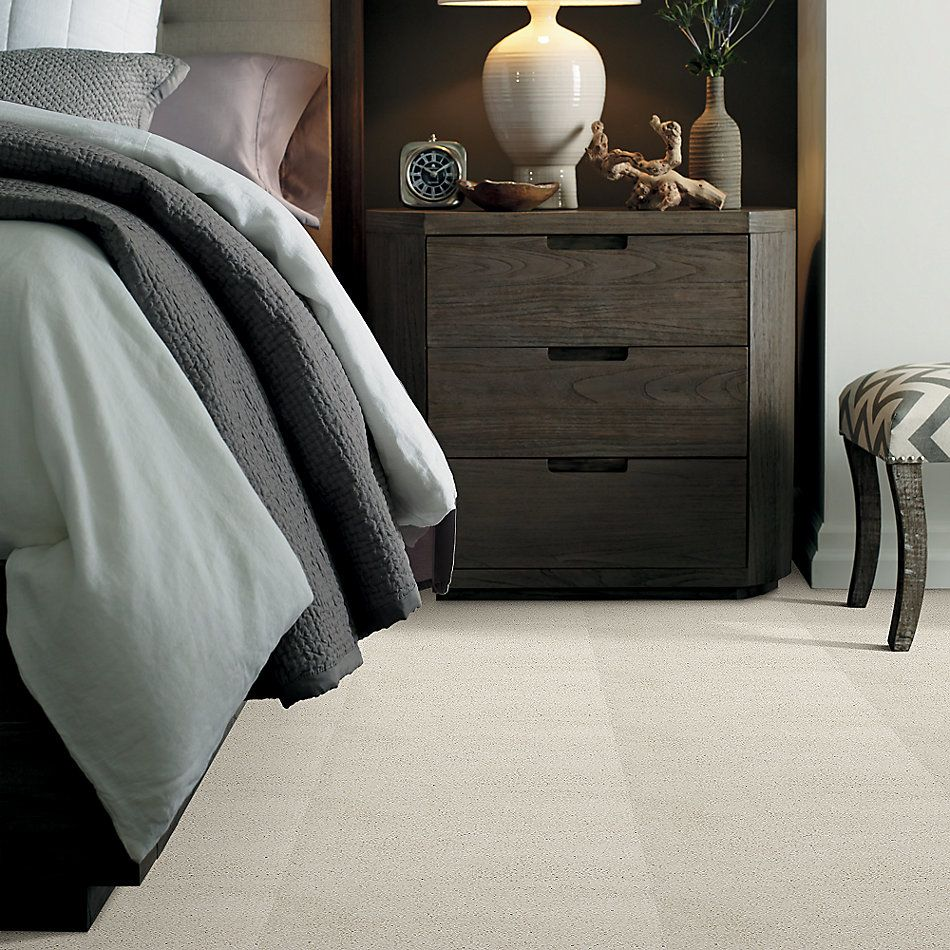 Shaw Floors Caress By Shaw Cashmere Iv Lg Fresh Cream 00121_CC12B