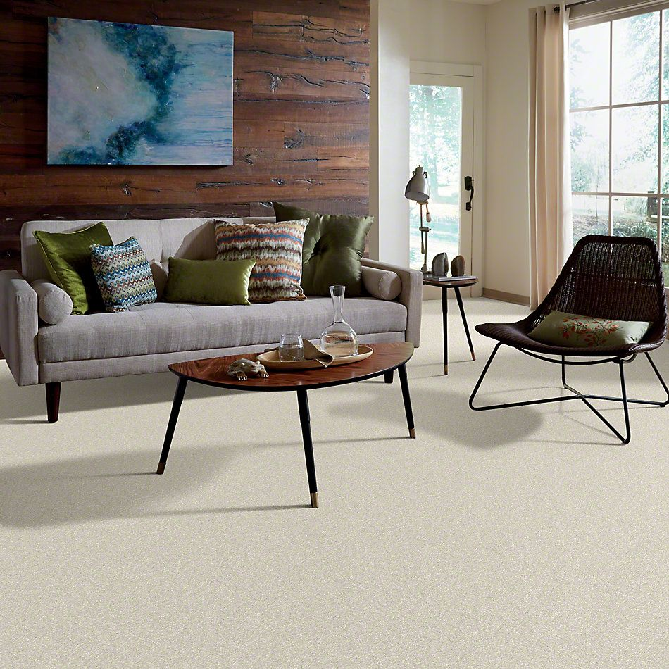 Shaw Floors Caress By Shaw Quiet Comfort Classic III Fresh Cream 00121_CCB98