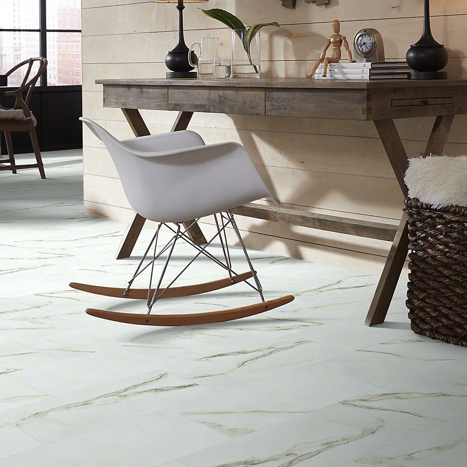 Shaw Floors Ceramic Solutions Range 12×24 Matte Calacatta 00121_CS34W