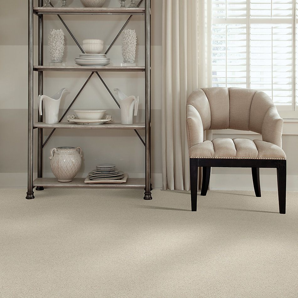 Shaw Floors Shaw On Shelf Playa Azul Pale Cream 00121_SOS83