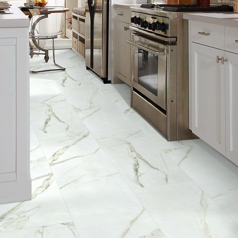 Shaw Floors Home Fn Gold Ceramic Marvel 16×32 Matte Calacatta 00121_TG06C