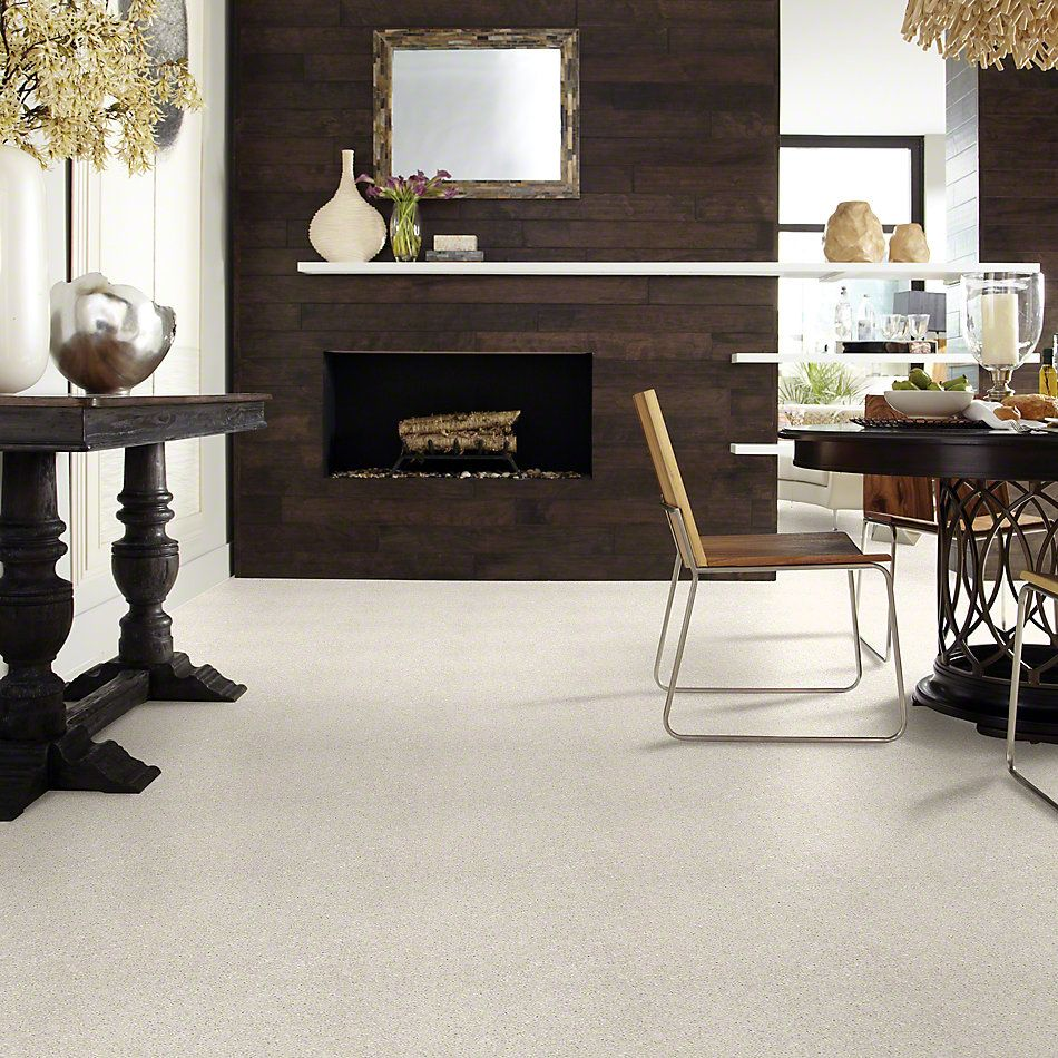 Shaw Floors Simply The Best After All II Crushed Shell 00123_5E045