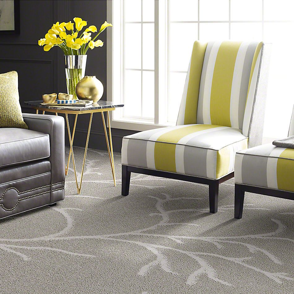 Shaw Floors Caress By Shaw Interlace Silver Lining 00123_CCP42