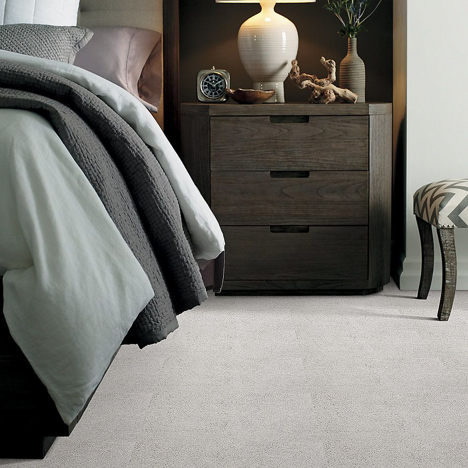 Shaw Floors Caress By Shaw Cashmere II Lg Silver Lining 00123_CC10B
