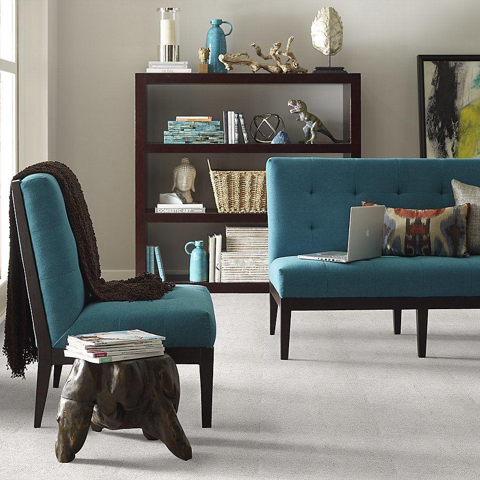 Shaw Floors Caress By Shaw Cashmere II Lg Silver Lining 00123_CC10B