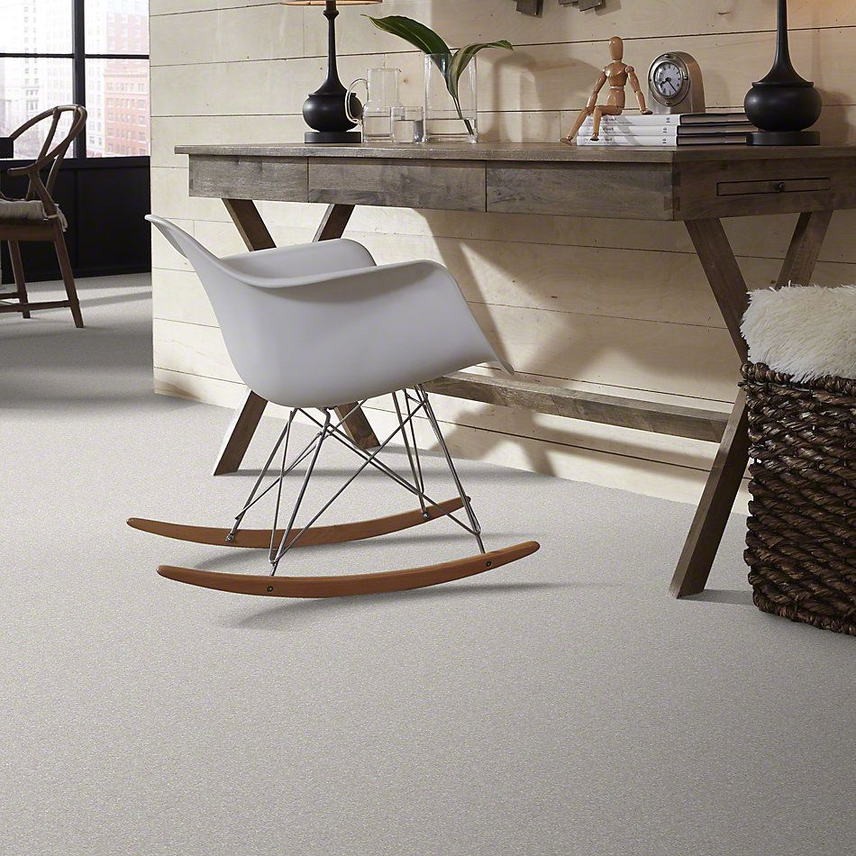 Shaw Floors Caress By Shaw Quiet Comfort Classic I Silver Lining 00123_CCB96