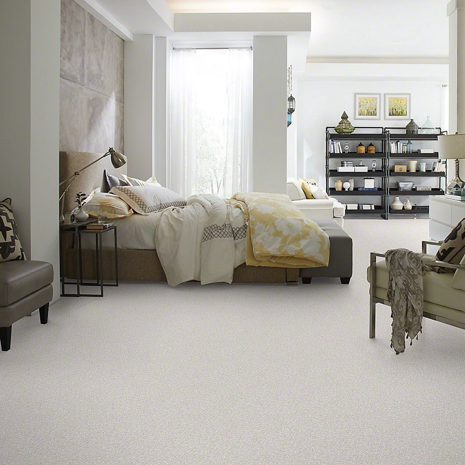 Shaw Floors Caress By Shaw Quiet Comfort Classic III Silver Lining 00123_CCB98