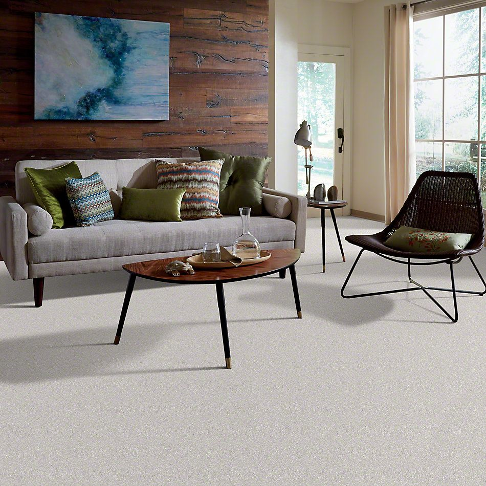 Shaw Floors Caress By Shaw Quiet Comfort Classic Iv Silver Lining 00123_CCB99