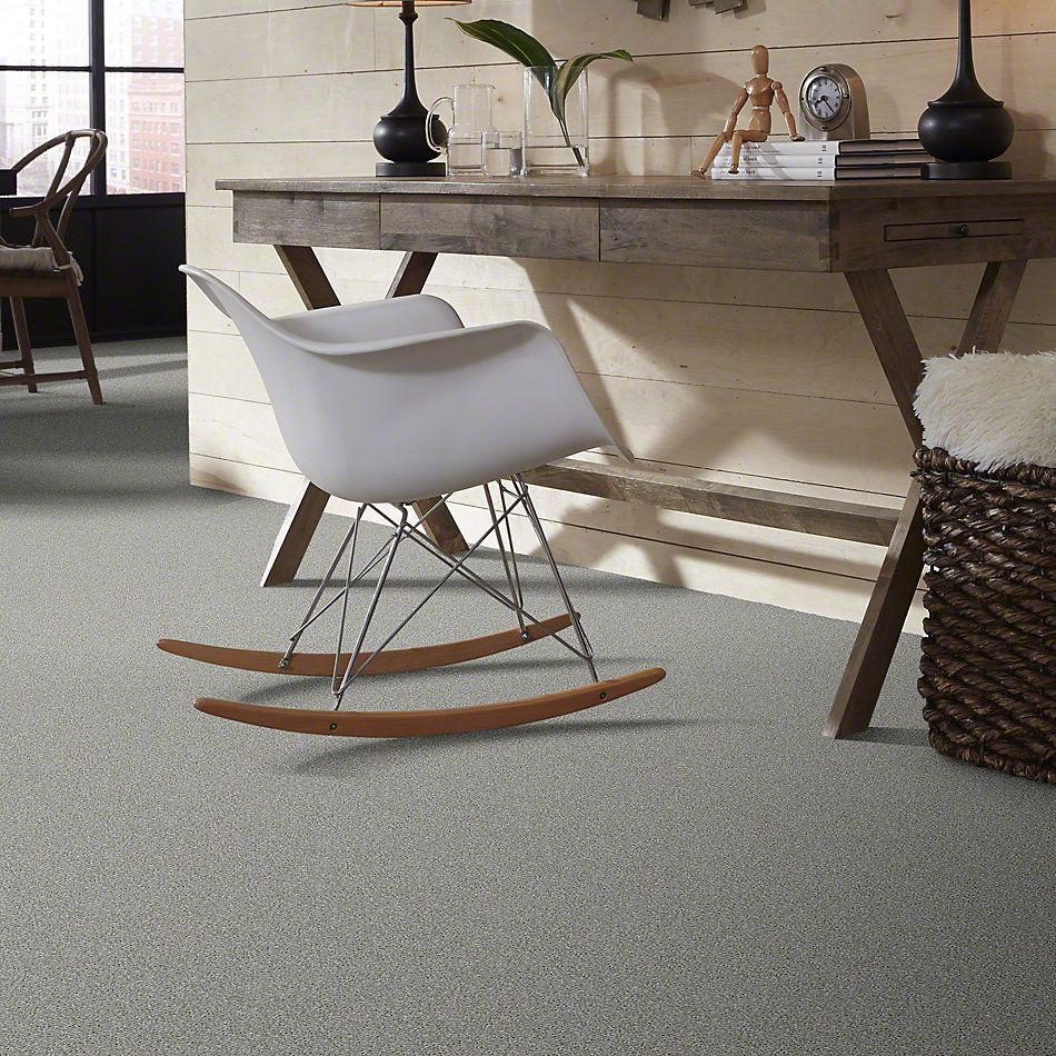 Shaw Floors Anso Colorwall Gold Twist Putty 00125_EA575